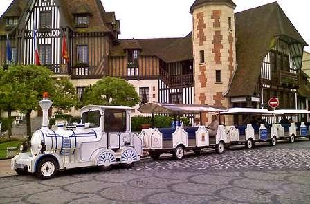 Avontuurlijk weekend in Deauville