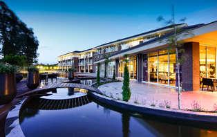 Weekendje weg met wellness en diner in een schitterend resort op de Veluwe