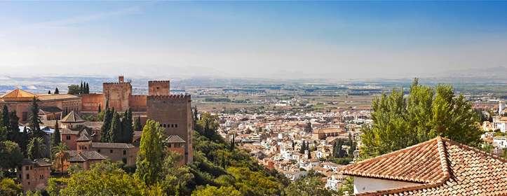 Baños Arabes Aljibe Granada:Especial Weekendesk: Descubre las Mil y Una Granadas con Baños