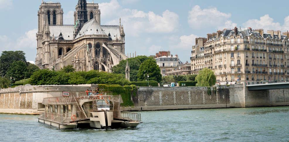 Carrieres-sur-Seine France  City pictures : ... sur Seine 78 , Relaxweekend inclusief rondvaart over de Seine