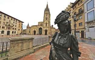 Oferta inteligente: Escapada en el centro de Oviedo (no reembolsable)