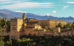 Oferta exclusiva: relax con masaje y cena romántica en Granada (desde 2 noches)
