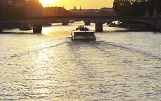 Offre spéciale : Week-end à Paris avec croisière sur la Seine
