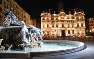 Offre spéciale: Week-end en amoureux à Lyon