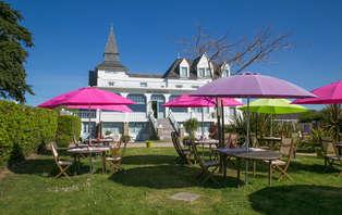 Week-end détente avec accès spa dans un hôtel de charme à Carnac