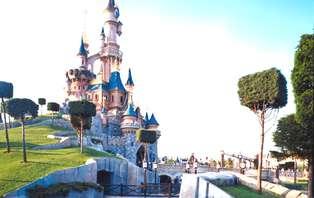 Week-end magique avec entrée aux 2 parcs Disney®