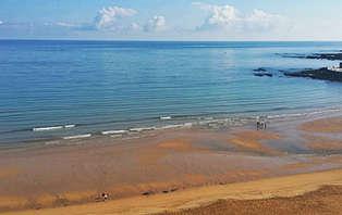 Escapada en la Playa de San Lorenzo con Cena