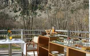 Thermal Experience: Accès au circuit et dînner à Panticosa (minimum 2 nuits)