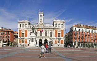 Oferta Especial: Descubre la parte cultural de Valladolid