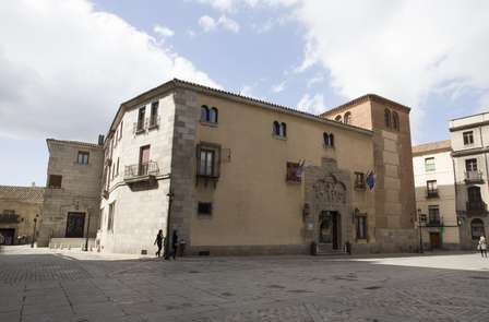 Escapada en un palacio en Ávila