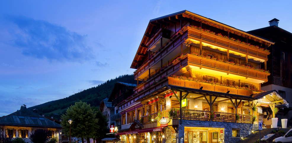 Grand Bornand Hotel Spa