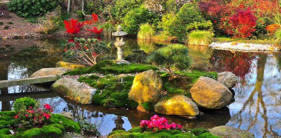 Week end le chatellier 35 week end dans les jardins for Week end des jardins