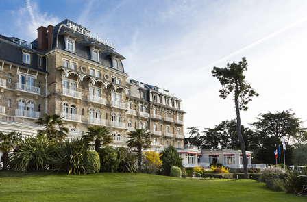 Week-end de charme dans un hôtel de luxe à la Baule