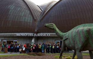 Escapada en la Costa de los Dinosaurios