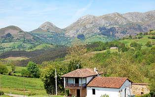 Escapada Minivacaciones en Asturias (desde 3 noches )