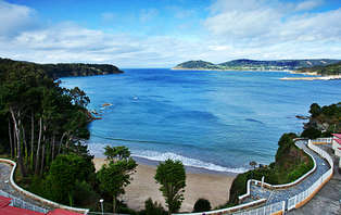 Escapada especial minivacaciones: relájate en la costa gallega (desde 3 noches)