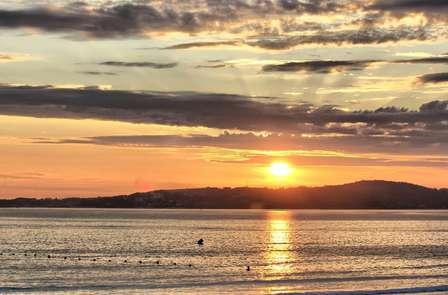 Escapada con cena romántica en Sanxenxo junto la playa de a Lanzada