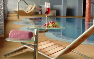 Escapada romántica deluxe con cena y acceso al spa en Cuenca