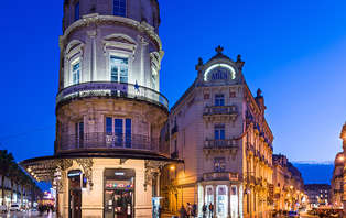 Week-end en plein coeur de  Montpellier