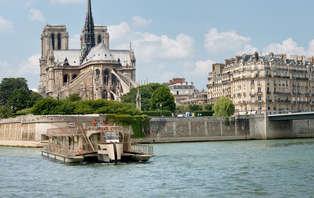 Week-end détente avec croisière sur la Seine à Paris