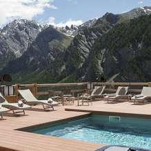 Week-end de luxe en montagne