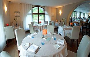 Offre spéciale : Week-end détente avec dîner gastronomique à côté de Conques