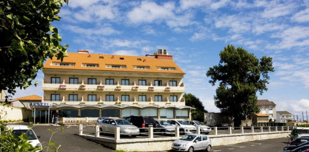 Hotel oca vermar h tel de charme sanxenxo for Hotel de charme paca