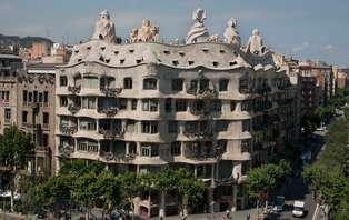 Séjour à Barcelona avec des tickets pour la Pedrera