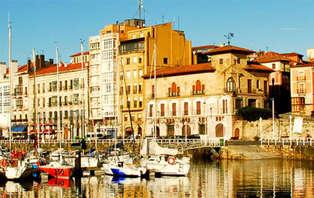 Especial enamorados: Escapada a Gijón con detalles románticos.
