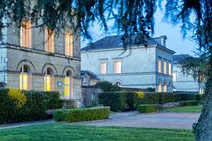 Week-end découverte avec visite de l'abbaye royale de Fontevraud près de Saumur
