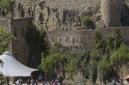 Week-end bien-être et découverte du monde médiéval avec visite du Château du Hohlandsbourg