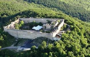 Week-end détente et culture dans un relais de poste du XVIe  avec visite du Château du Hohlandsbourg