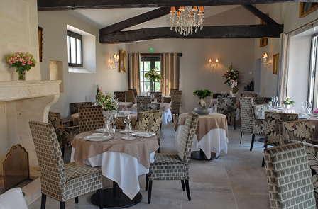 Week-end avec dîner dans un château près de Rochefort