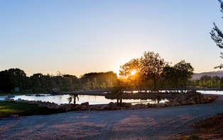 Escapada relajante con Circuito Termal y acceso a los lagos naturales en Jiloca