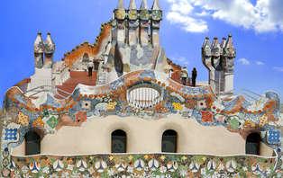 Week-end dans le centre de Barcelone avec entrées à la Casa Batlló