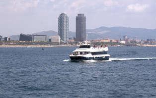 Séjour à Barcelone avec promenade en bateau, les fameuses Golondrinas