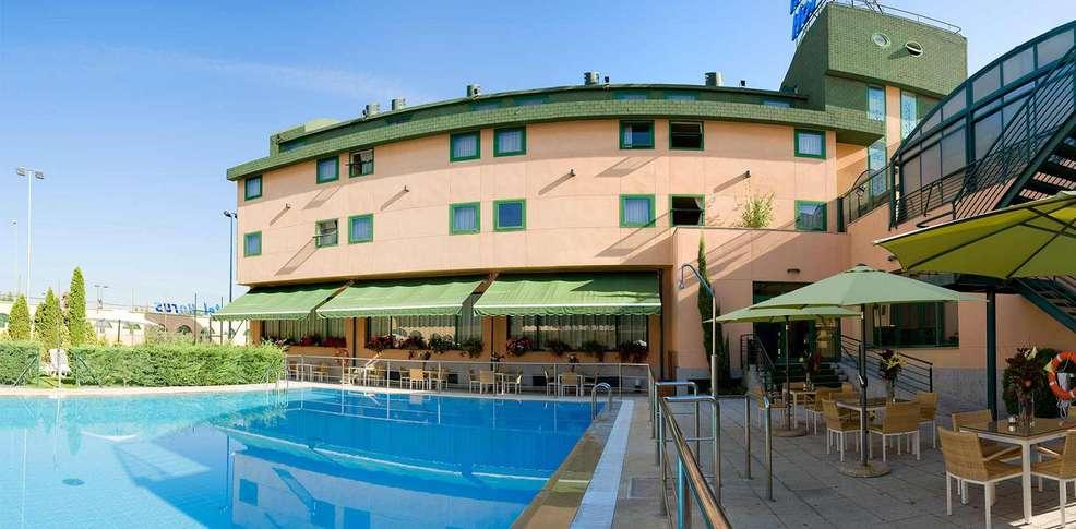 Hotel horus salamanca hotel salamanca - Piscina climatizada salamanca ...