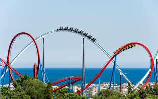 Escapada en Tarragona con entradas a Portaventura (desde 2 noches)