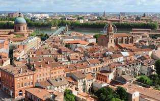Offre spéciale : Week-end avec dîner en plein coeur de Toulouse