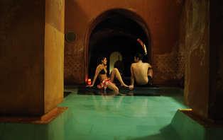 Escapada Especial Hammam con acceso a los baños árabes en Madrid