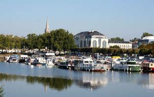 Week-end entre amis ou en famille avec Pass découverte de Nantes