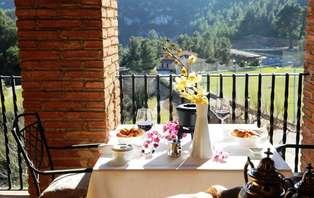 Escapada con spa y cena en un hotel de encanto cerca de Tarragona
