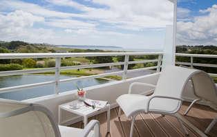 Offre spéciale: Week-end détente en chambre vue mer dans le golfe du Morbihan