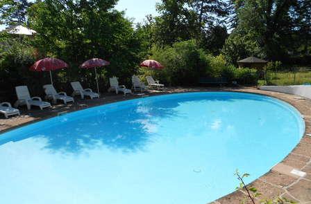 Séjour nature avec espace détente privé dans l'Aveyron (à partir de 2 nuits)