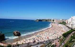 Offre Spéciale famille: Escapade en famille en bord de mer, à Biarritz