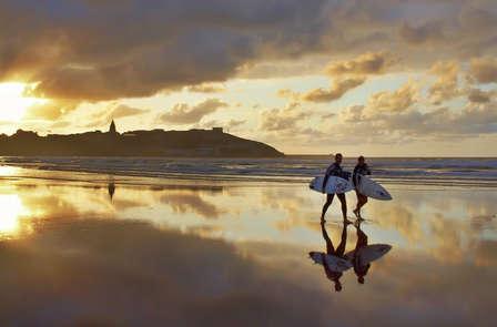 Escapada Aventura: Surf en la playa de Gijón