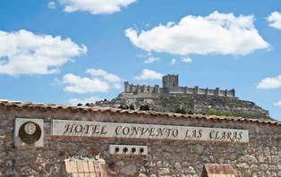 Escapada en un Convento Vallisoletano del s.XVII