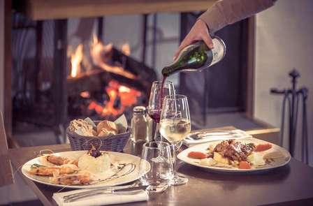 Week-end détente avec dîner gastronomique au coeur de la Savoie, près de Bourg Saint Maurice