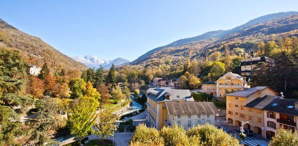 Grand Hotel Brides Les Bains