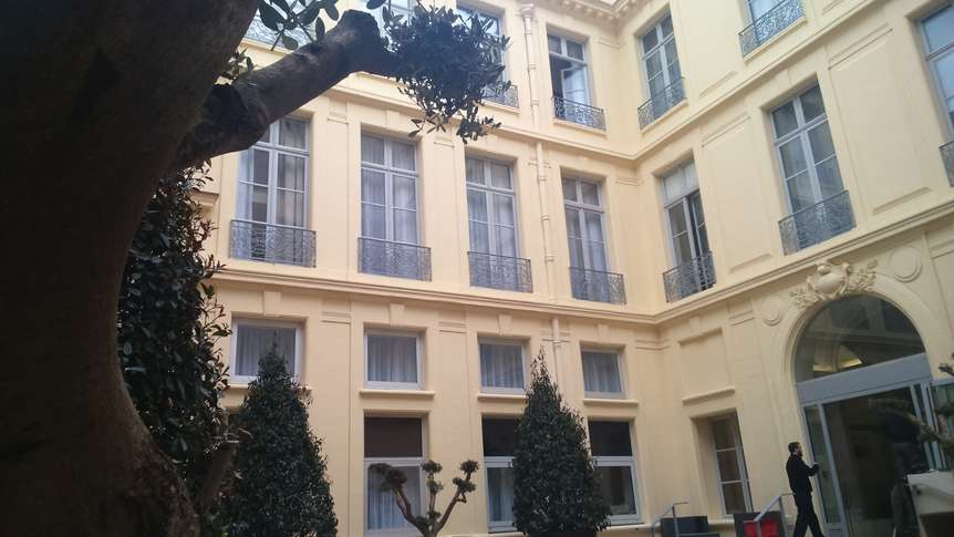 Appart 39 h tel odalys les occitanes h tel de charme montpellier for Appart hotel amsterdam